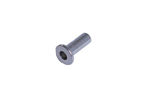 VistaView CableTec Stainless Steel Protector Sleeves for 1/8