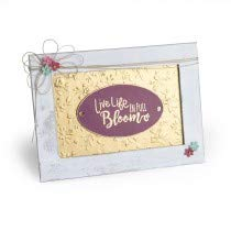 Sizzix 3D Textured Impressions Embossing Folder By Lindsey-Floral Blossom