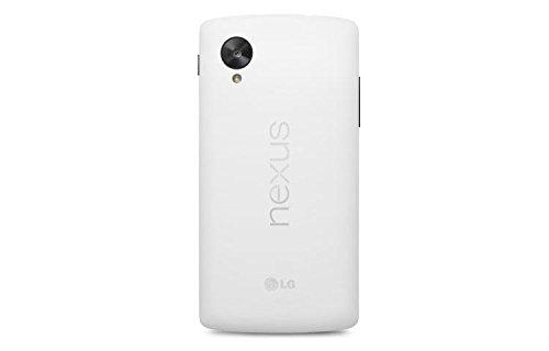 LG Google Nexus 5 D820 16GB Unlocked GSM 4G LTE Quad-Core Smartphone, White w/ 8MP Camera (Certified Refurbished) by LG (Image #3)