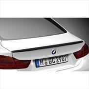 BMW 51-19-2-354-500 Spoiler (Rear, Black, MATT:519064)