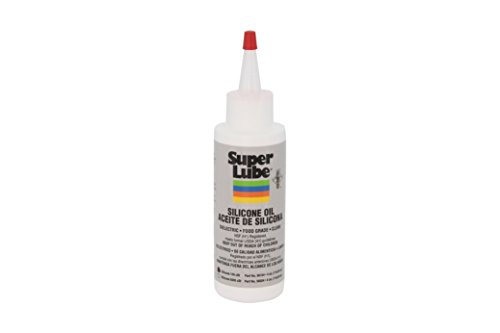 Super Lube 56104 Silicone Oil 100 cSt, Clear