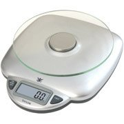 Biggest Loser Scale (11-lb Glass Digital Kitchen Scale-Biggest Loser-3842BL9)