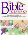 img - for The Bible Tells Me So book / textbook / text book