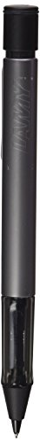Lamy AL-Star 1228019 Mechanical Pencils 0.7 Model 126 Graphite Black/Silver - Lamy Black Pencil