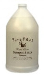 Pure Paws Oatmeal & Aloe Vera Shampoo-Gallon