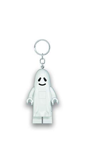 LEGO Monster Fighters Ghost Key Light - Minifigure Key Chain with LED Flashlight -