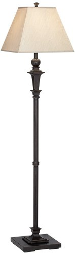 Madison Italian Bronze Floor Lamp by Regency Hill