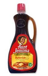 Aunt Jemima Butter Lite Pancake Syrup 24 oz by Aunt Jemima [Foods]