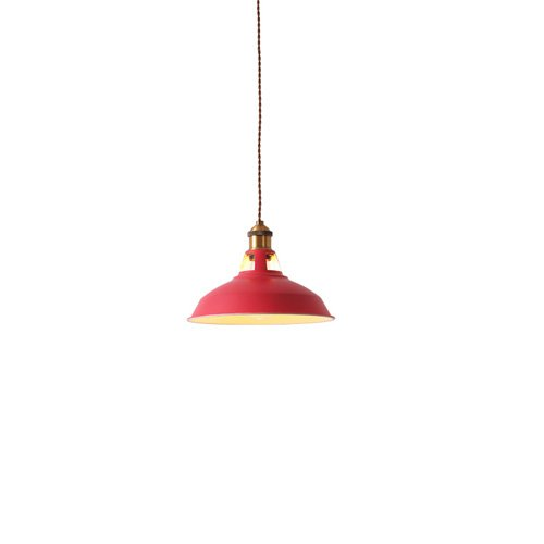 Colored Crystal Pendant Light