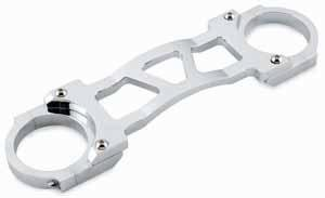 Forks 41mm Fxst Fxdwg - BIKERS CHOICE FORK BRACE 41MM CHR HD FXDWG FXST 84-10