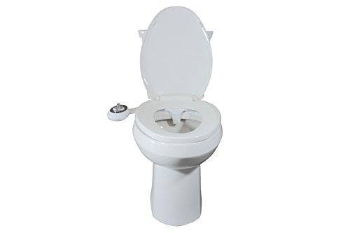 Boss Bidet Toilet Attachment Cleans Your Rear Dual