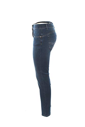 Primavera Jeans Virginia Estate 2019 46 Donna Mentha Blu Denim HUnnwfBYq