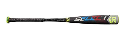 "Louisville Slugger 2019 Select 719  2 5/8"" USA Baseball Bat,"
