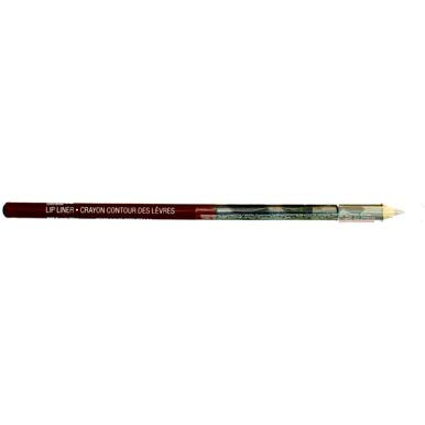 (Wet n Wild Color Icon Lip Liner Pencil, Brandy Wine [666] 0.04 oz (Pack of 2))