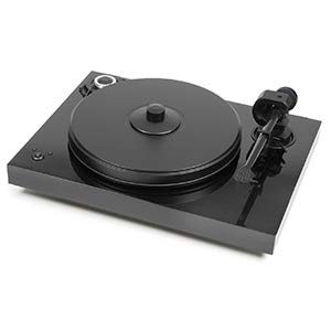 PRO JECT 2Xperience SB Turntable (Piano Black)