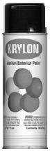 Spray Paint Osha Glossy Black Krylon Lacquer