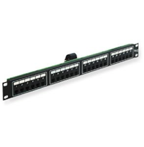 PatchPanel 24PT Telco 6P2C 1RMS H (Icc Patch Cord)