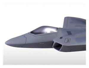 Mastercraft Collection F-22 Raptor Model Scale