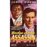 Badge of the Assassin [VHS]
