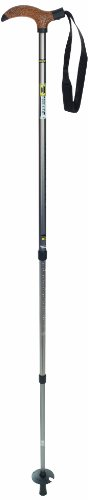 Mountainsmith Nomad 7075 Trekking Poles (Graphite Grey), Outdoor Stuffs