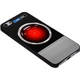 HAL 9000 Hello Dave for Iphone Case (iPhone 6 plus black)