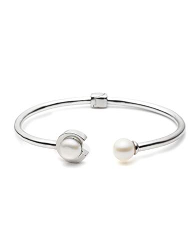 (Carolee Women's Bracelet Open Hinged C Bangle)