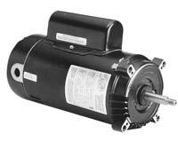 AO Smith CT1072 CT1072 Nema-C Flange 3/4 h.p. Pool filter motor ()