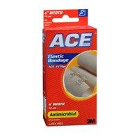 ACE Elastic Bandage  4 Inches 1 Each