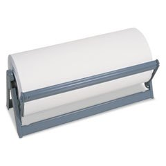 Paper Roll Cutter for Up to 9''Diameter Rolls, 18'' Wide
