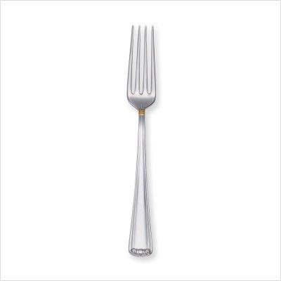 UPC 740495038071, GOLDEN EMBASSY SCROLL DINNER FORK