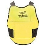 VTAC Chest Protector - V-TAC Reversible-Neon Ylw/Black by