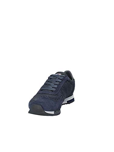 Blu Uomo Blauer Sneakers Quincy02 Navy q1awqBHI