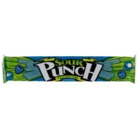 American Licorice Sour Punch Straws, Blue Raspberry, 2-Ounce Boxes (Pack of 24) have a problem Contact 24 hour service Thank ()