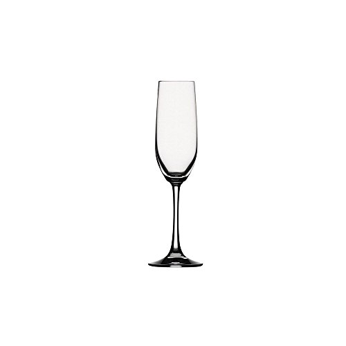 no Grande 6 Ounce Flute Glass - 12 / CS (Vino Grande Champagne Flute)