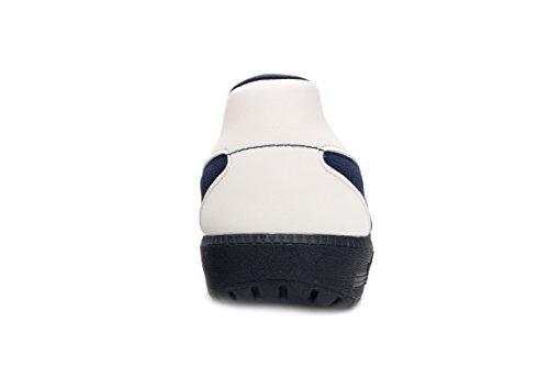 Intack Spzl Uomo In Indaco / Core Bianco Di Adidas