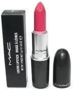 MAC Lustre Lipstick # Lustering