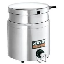 Server Single Well Food Warmer Server, 1000 Watt -- 1 each. by Server Products