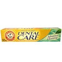 Arm & Hammer Dental Care - ARM & HAMMER Dental Care Fluoride Toothpaste, Advance Cleaning, Maximum Strength, Fresh Mint 6.30 oz (Pack of 12)