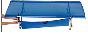 Camp Time Roll-A-Cot Long Wide 84''L x 32''W x 15''H by Camp Time