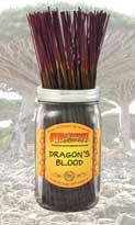 Wild Berry Incense Inc. Dragon's Blood Incense-15 Sticks