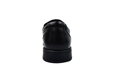 de Zapatos hostelería Confortables Zapatos Negro Vestir Zapatos Zerimar de camareros Hombres Piel Zapatos Zapatos Zapatos Rx74w1