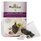 Mightly Leaf Tea Organic Black Earl Grey Tea ( 6x15 CT) ( Value Bulk Multi-pack)