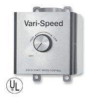 Envirofan SC 215F / 1-15 Fan Speed Control / 15 Amp Capacity / 120 V