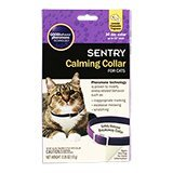 Sentry Calming Collar For Cats & Kittens-Up To 15 Neck by Sargeants by Sentry Calming Collar