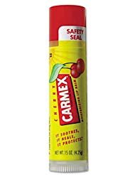 Moisturizing Lip Balm, Cherry, .15oz, 24/Box, Sold as 24 Each