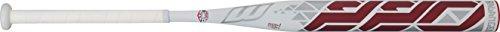 - Worth 220 SB22BU USSSA Balanced Composite Slow Pitch Bat, White, 34