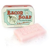 (Accoutrements Bacon Soap in Tin)