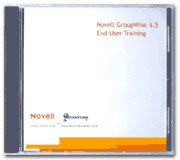 Novell GroupWise 6.5 Computer Based Training Cd - Learn Novell GroupWise 6.5 with Over 7 Hours of Lessons on Cd. Covers Over 150 Group Wise Software Features From Basic to Advanced Including; Email, Calendaring, Address Book, Etc. CBT Training By Experien