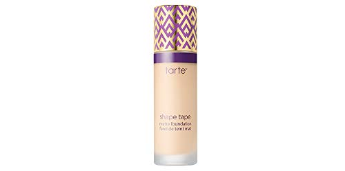 - double duty beauty shape tape matte foundation- 12S fair sand