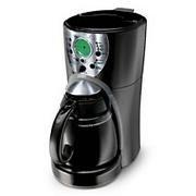 Mr. Coffee ISX23 12c coffee maker- blackmetal